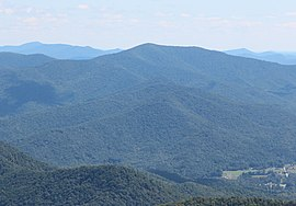 Double Spring Knob viewed from Brasstown Bald.jpg