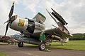 Douglas A-1D Skyraider AD-4NA F-AZHK OTT 2013 03.jpg