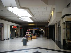 Dover Mall - Dover Mall looking from Boscov's