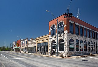 Meridian, Texas City in Texas, United States
