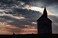 Drážovce église St-Michel au couchant.jpg
