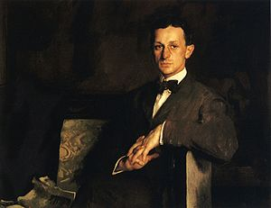 "English: ""Dr. Harvey Cushing,"" oil o..."