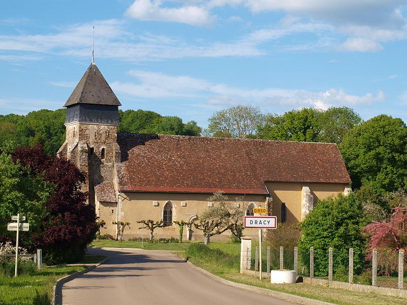 Dracy-sur-Ouanne (Yonne, France)