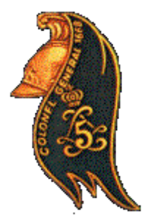 5th Dragoon Regiment (France) - Image: Drag 5f