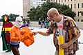Dragon Con 2013 - George Perez & Metamorpho (9671535078).jpg