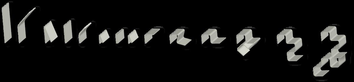Dragon curve paper strip.png