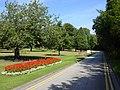 Driveway to Springwood Crematorium - geograph.org.uk - 303665.jpg