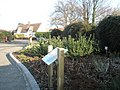 Drought Garden at entrance to Portsmouth Water Office - geograph.org.uk - 636708.jpg