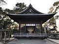 Drum Hall in Miyajidake Shrine.jpg