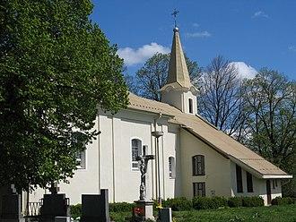 Dubovany - Church in Dubovany
