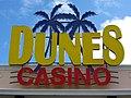Dunes Casino Sign (6543968317).jpg
