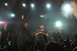 Duran Duran - Image: Duran Duran 2011