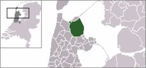 Wieringermeer - Image: Dutch Municipality Wieringermeer 2006