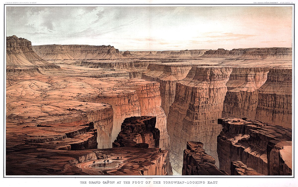 History of the Grand Canyon area - Wikipedia