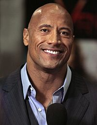Dwayne Johnson Dwayne Johnson 2, 2013.jpg