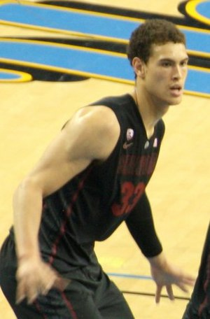 Dwight Powell - Powell with Stanford in 2014