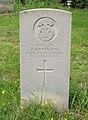 Dwyer (J.) CWGC gravestone, Flaybrick Memorial Gardens.jpg