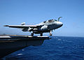 EA-6B launches from USS Enterprise.jpg