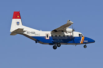 Vietnam Coast Guard - CASA C-212 series 400 in Vietnam Coast Guard