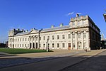 EH1290044 Royal Naval College North East Building Queen Anne's Quarter 01.JPG