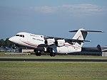 EI-RJY Cityjet British Aerospace Avro RJ85 takeoff from Schiphol (AMS - EHAM), The Netherlands pic1.JPG
