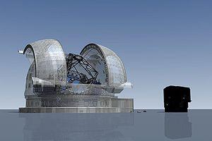 European Extremely Large Telescope – Wikipedia