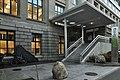 ETH Zürich - Erdwissenschaftliches Forschungs- und Informationszentrum ‹FocusTerra› - Sonneggstrasse 2011-08-17 19-56-52.jpg