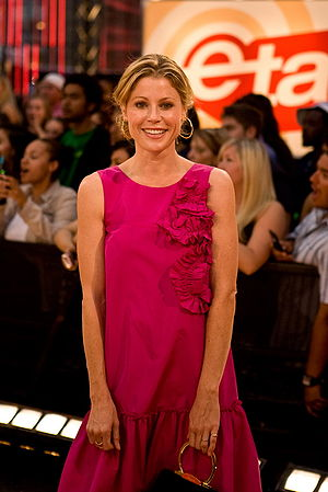 Julie Bowen at the eTalk Festival Party, durin...