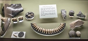 Wairau Bar - Early Maori objects from Wairau Bar