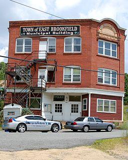 East Brookfield, Massachusetts Town in Massachusetts, United States