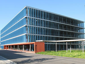 Swiss Federal Institute of Aquatic Science and Technology - Eawag's Headquarter at Forum Chriesbach, in Dübendorf