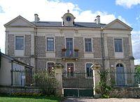 Ecuelles - mairie - école.JPG