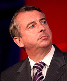 Former RNC chair Ed Gillespie, candidate for US Senate in VA