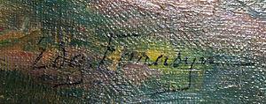 Edgard Farasyn - Edgar Farasyn Signature