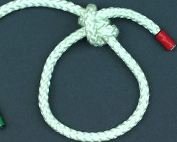 English: Taut-line hitch (ABOK #1856)