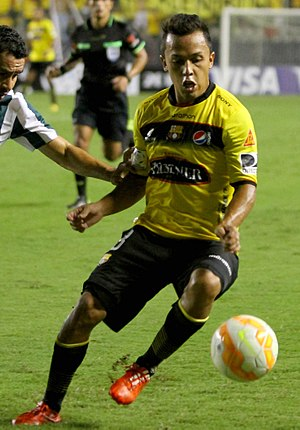 Édison Vega - Vega in the 2015 Copa Libertadores