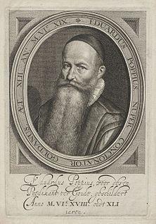 Eduard Poppius Dutch pastor and theologian