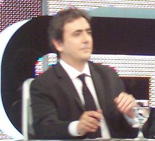 Eduardo de la Puente Argentine businessman and journalist