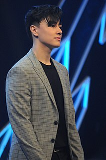 Edward Barber (actor) Filipino-British actor and host