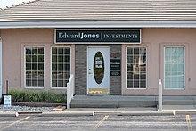 Ed Jones Login >> Edward Jones Investments Wikipedia