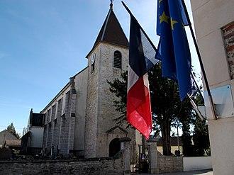 Annoire - Image: Eglise Annoire Jura Franche Comté France