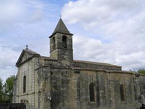 Saint-Laurent-d'Aigouze - The church of Saint-Laurent-d'Aigouze