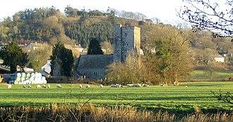 Llanybydder - Image: Eglwys Sant Pedr Llanybydder geograph.org.uk 739953