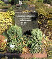 Ehrengrab Stubenrauchstr 43-45 (Fried) Christian Borngräber.jpg