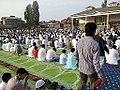Eid Nimaz in Radpura, Srinagar.jpg