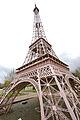 Eiffel Tower, France Miniature, April 2015.jpg