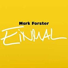 Mark forster single