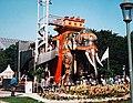 Eléphant statuaire au parc du Cinquantenaire à Bruxelles.jpg