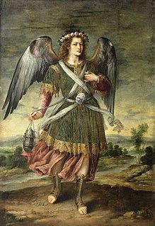 Saint, Archangel