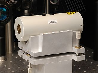 Electro-optic modulator - An electro-optic phase modulator for free-space beams